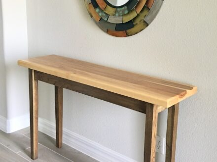 Hallway Accent Table