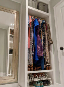 Custom Closet Dress Hanger