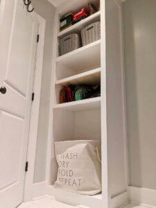 Custom Closet Laundry Room